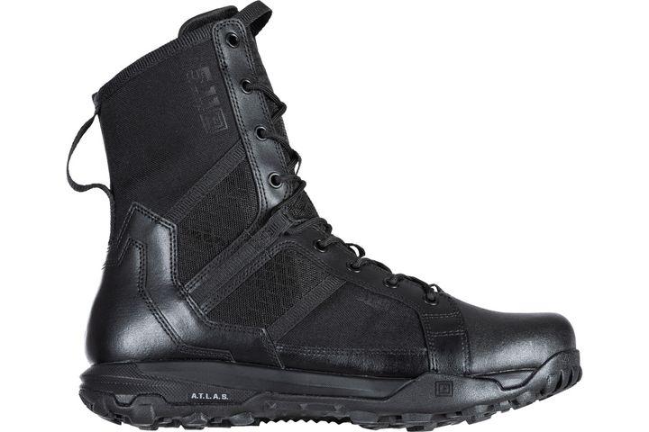 "5.11 Tactical A.T.L.A.S. 8"" Side Zip Boot - Photo: 5.11 Tactical"