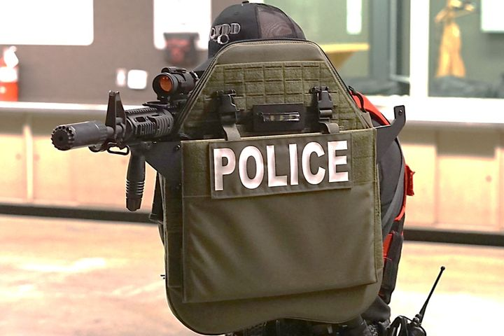 Boydd Products Compact Response Shield - Photo: Boydd Products