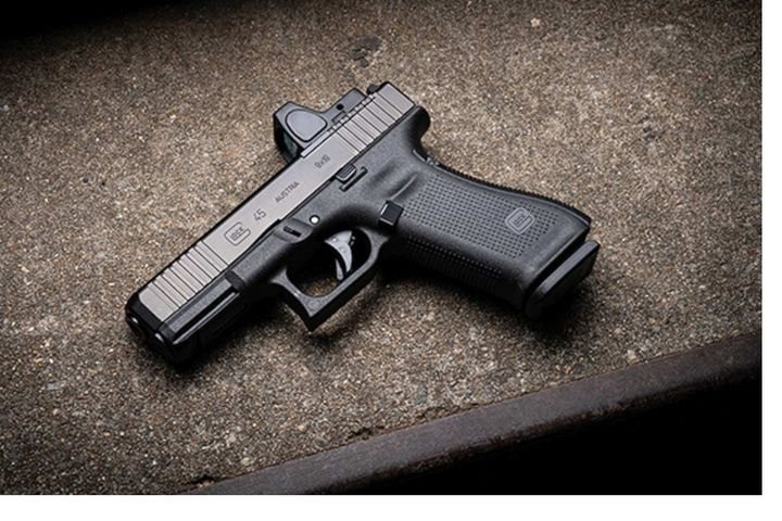 Glock Inc.G45 MOS  - Photo:Glock Inc.