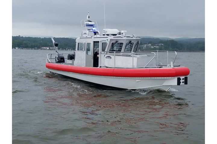 Lake Assault BoatsRockland County Sheriff's Office Marine Unit  - Photo: Lake Assault