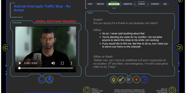 ThinBlueOnline.com provides practice-based training written for cops by cops.