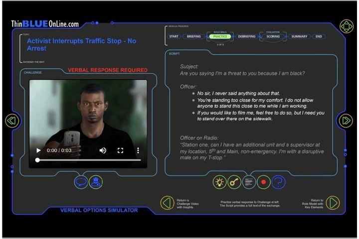 ThinBlueOnline.comThinBlueOnline.com  - Photo: ThinBlueOnline.com