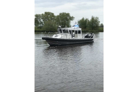 Patrol Craft to Wisconsin DNR