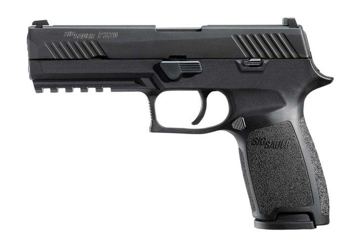 SIG Sauer Inc. P320 Pistol  - Photo: SIG Sauer Inc.