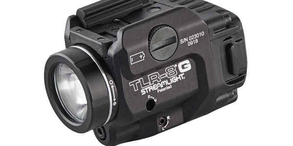Streamlight TLR-8 G Gun Light with Green Laser