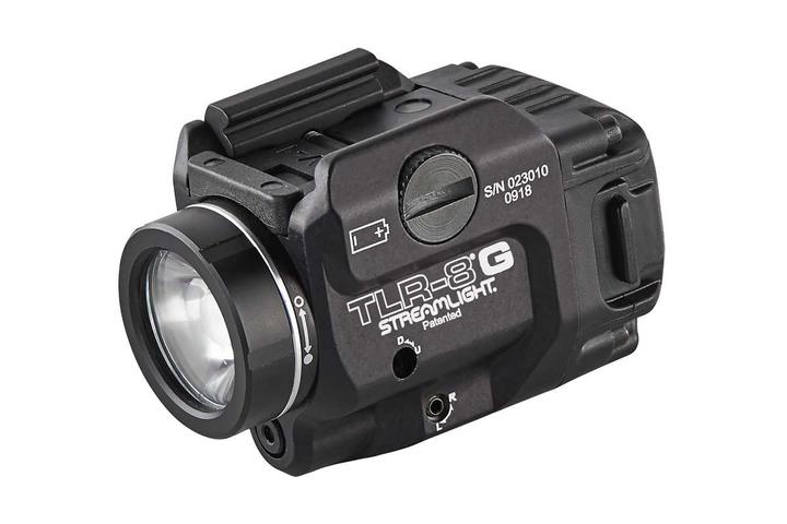 Streamlight TLR-8 G Gun Light with Green Laser  - Photo: Streamlight