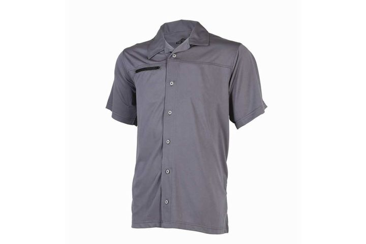 Tru-Spec 24-7 Series Eco Tec Knit Camp Shirt  - Photo: Tru-Spec
