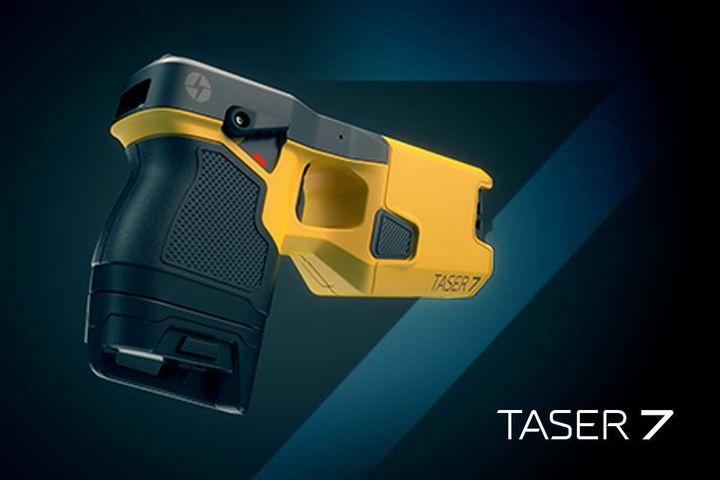Axon TASER 7  - Photo: Axon