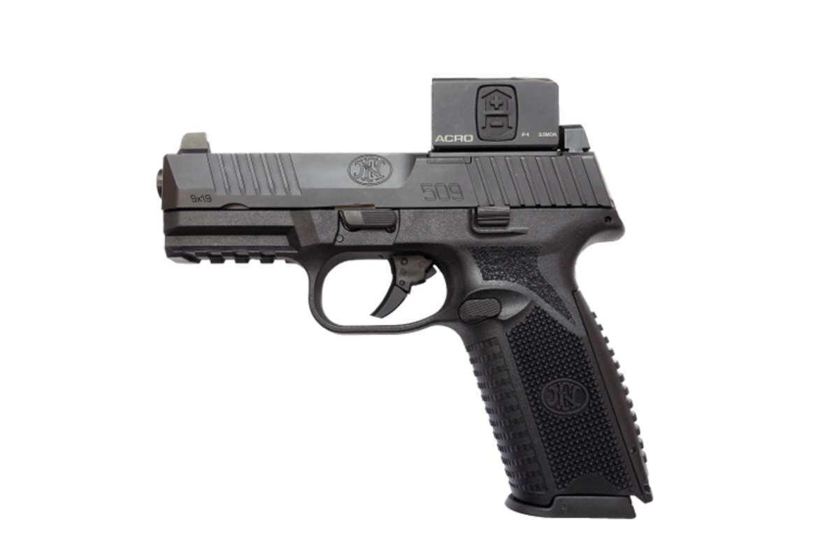 FN America FN 509 MRD Pistol  - Photo: FN America