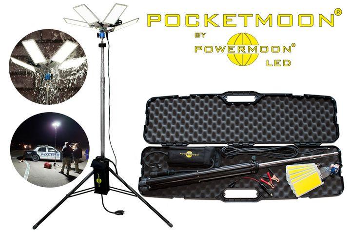 Powermoon Enterprises, Ltd Powermoon Pocketmoon Light  - Photo: Powermoon Enterprises, Ltd