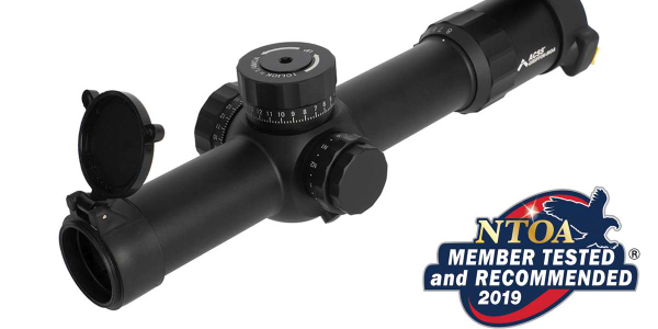 Primary Arms Optics Platinum Series 1-8x24 FFP Rifle Scope with Illuminated ACSS Griffin MOA