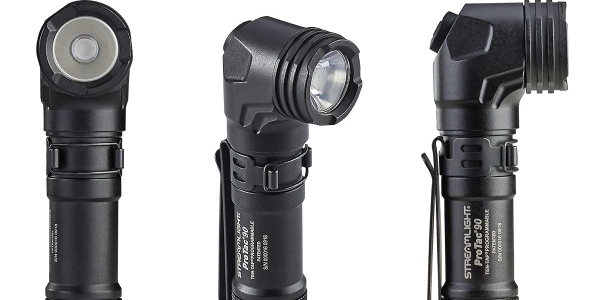 Streamlight Inc. ProTac 90 Multi-Fuel Right-Angle Tactical Flashlight
