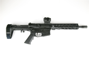 The Dynamic Munitions Pistol is service ready and comes complete with Sig Romeo5, Magpul...