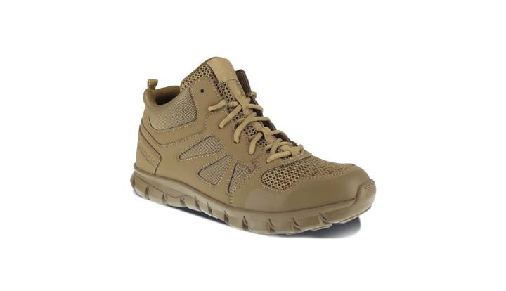 Reebok Duty Sublite Cushion Tactical Boots  - Photo: Reebok Duty