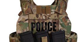 Point Blank's Special Response Vest (SRV)