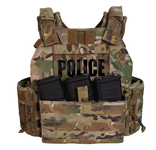 Point Blank's Special Response Vest (SRV)