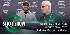 (Video) Glock G-44 at SHOT Show 2020 Industry Day at the Range