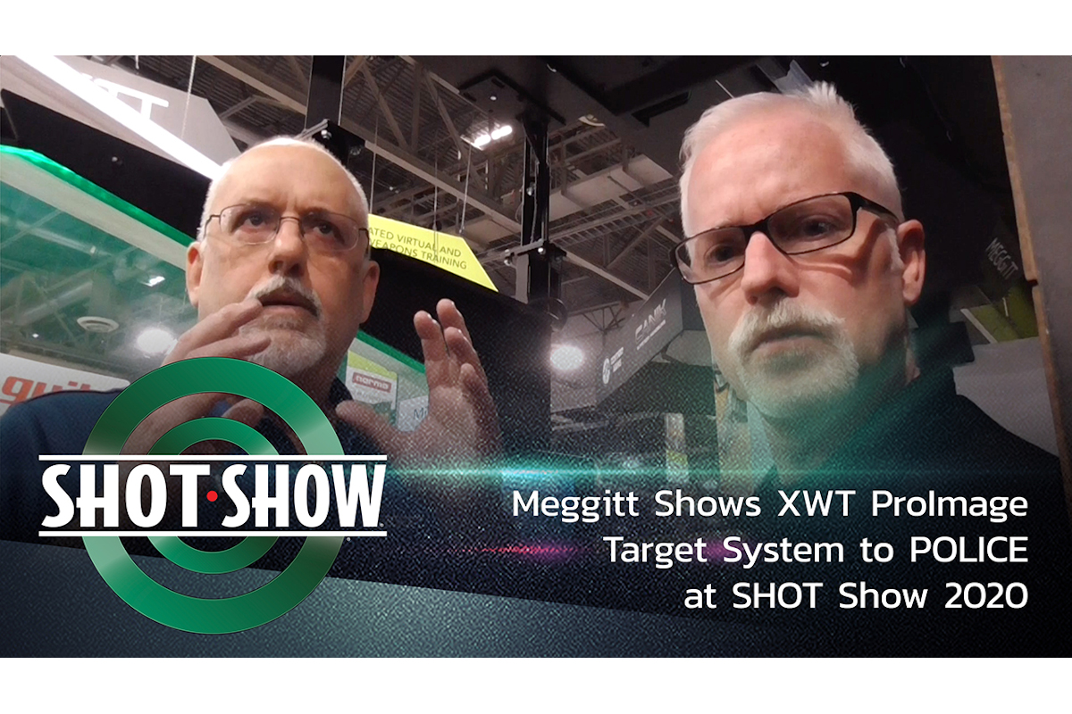 (Video) Meggitt Shows XWT ProImage Target System at SHOT Show 2020
