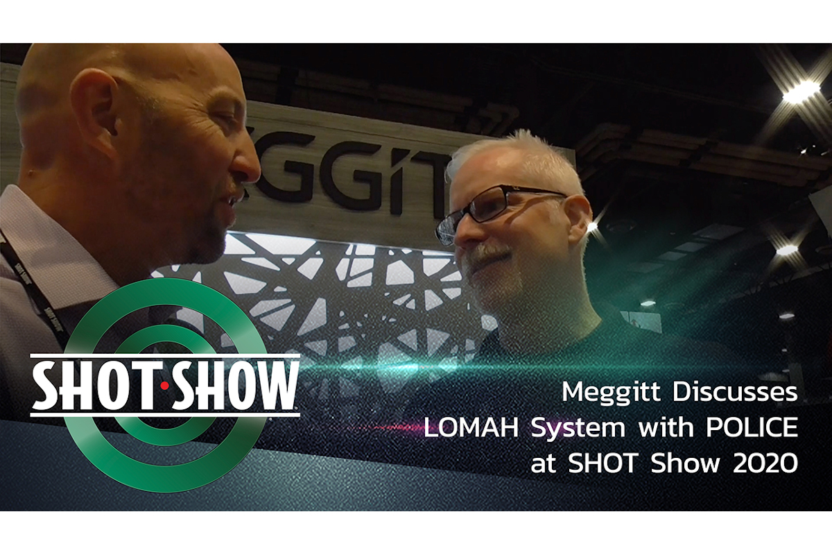 (Video) Meggitt Discusses LOMAH Target System at SHOT Show 2020