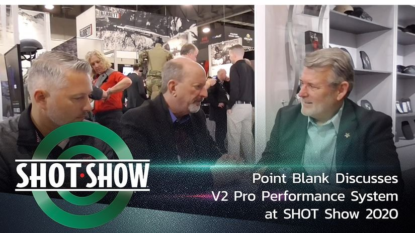 Point Blank at SHOT Show 2020