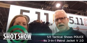 (Video) 5.11 Tactical Shows 3-in-1 Patrol Jacket V 2.0 at SHOT Show 2020