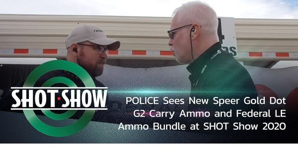 At the SHOT Show, JJ Reich discusses why law enforcement officers will benefit from new...