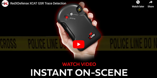 On-Scene GSR Detection: Solid Forensic Science - Solid Forensic Results