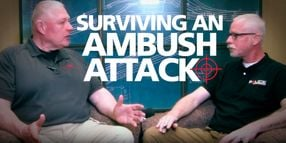 (Video) Tactics for Surviving an Ambush Attack
