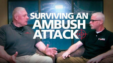 In this video, Don Alwes discusses how officers can prepare to react to an ambush attack.