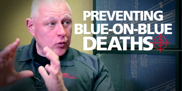Don Alwes discusses how to prevent blue-on-blue accidental shootings.