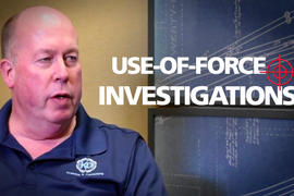 (Video) Improving Use-of-Force Investigations for Police Officers