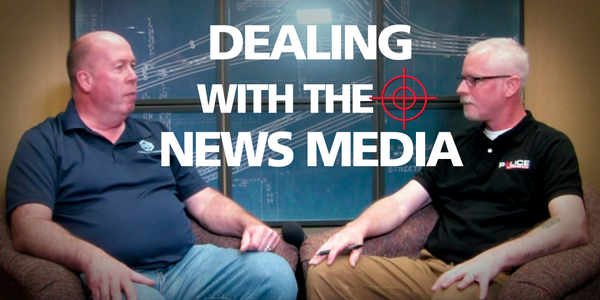 Kevin Davis discusses how agencies can do a better job of dealing with the news media following...