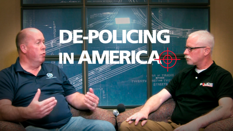 Kevin Davis discusses with POLICE Contributing Web Editor Doug Wyllie the trend of de-policing...