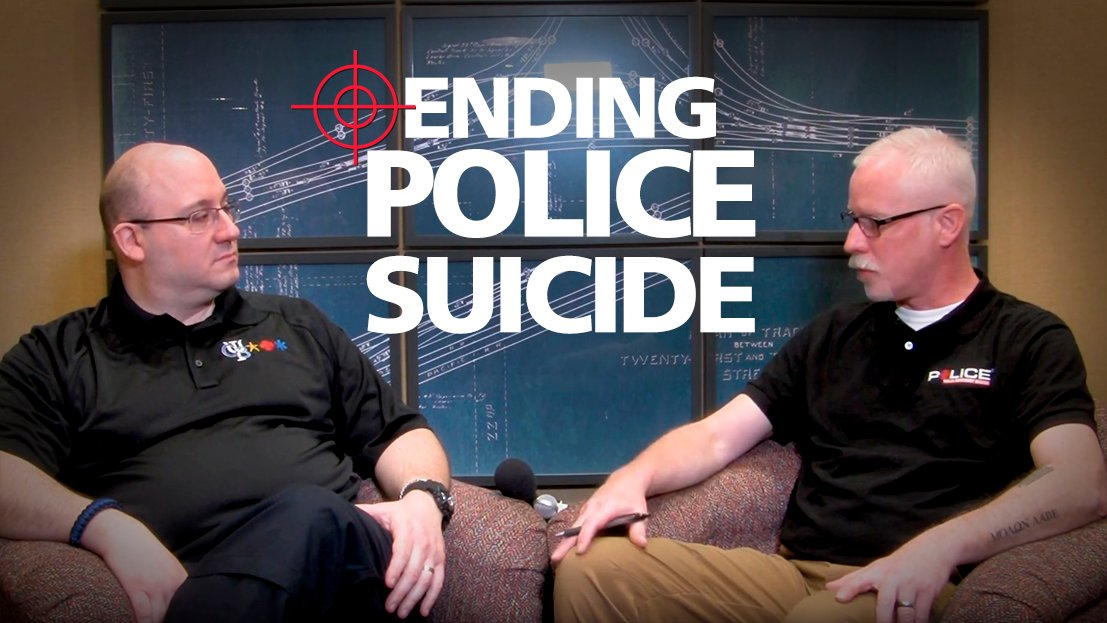 (Video) Mitigating Police Officer Suicide
