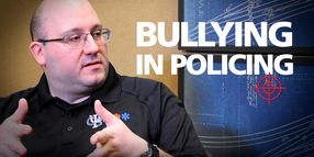 (Video) Addressing Bullying in Law Enforcement