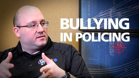 Nick Greco discusses how command staff can address bullying among officers.