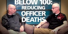 "(Video) 5 Tenets of ""Below 100"" Can Reduce Officer Deaths"