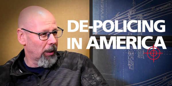 POLICE Contributing Web Editor Doug Wyllie sits down with Below 100 Executive Director Roy...
