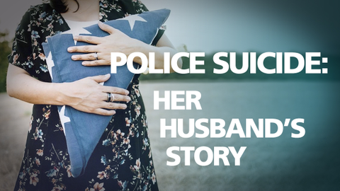 Melissa Swailes talks about her husband's PTSD, the circumstances of his death, and some of the...