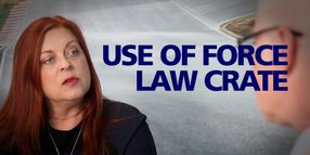Recalling Police Use of Force Law—Constitutional Law Crate, Part 1