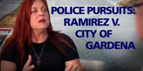 (Video) Police Pursuits: California Supreme Court Ruling in City of Gardena Case