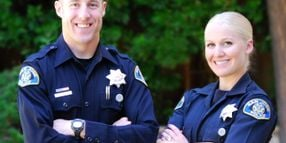 Officers Save Two Sleeping Women from Burning Home