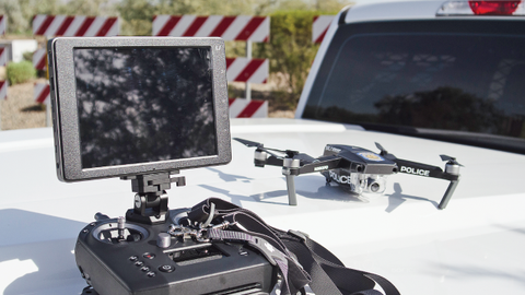 Drones are useful for searches, reconnaisance, photographing crime scenes, and limited...