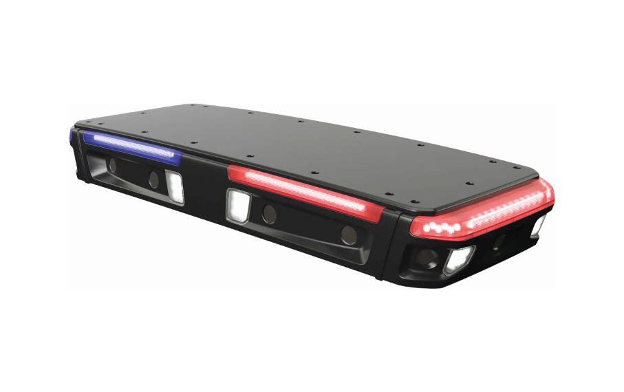 Ekin: Smart Patrol in a Lightbar