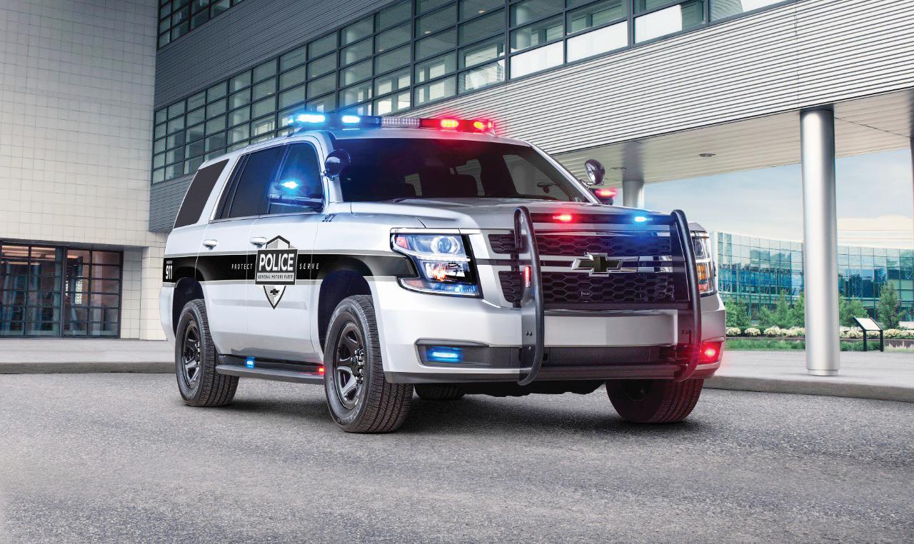 The Next Generation of Patrol Vehicles