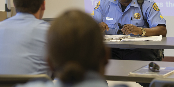 The NOPD teaches its new Ethical Policing is Courageous (EPIC) program via a curriculum that is...