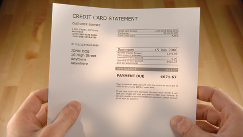 Credit card interest is a common destructive expense that pushes you toward poverty and away...