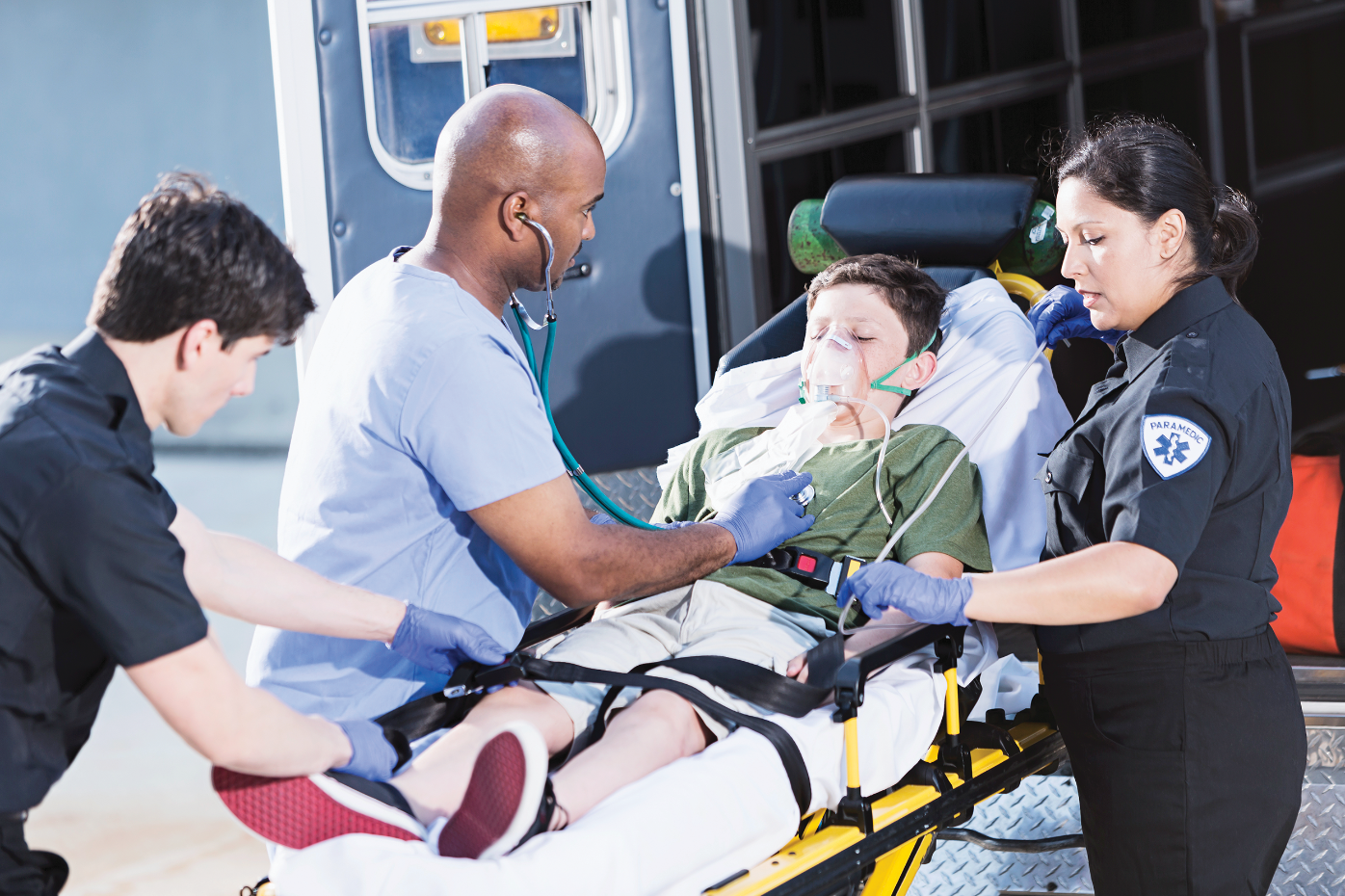 Tactical Medical Response to School Shootings