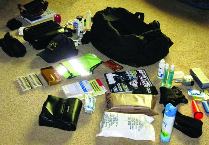 Stocking Your Patrol Bag Patrol Police Magazine