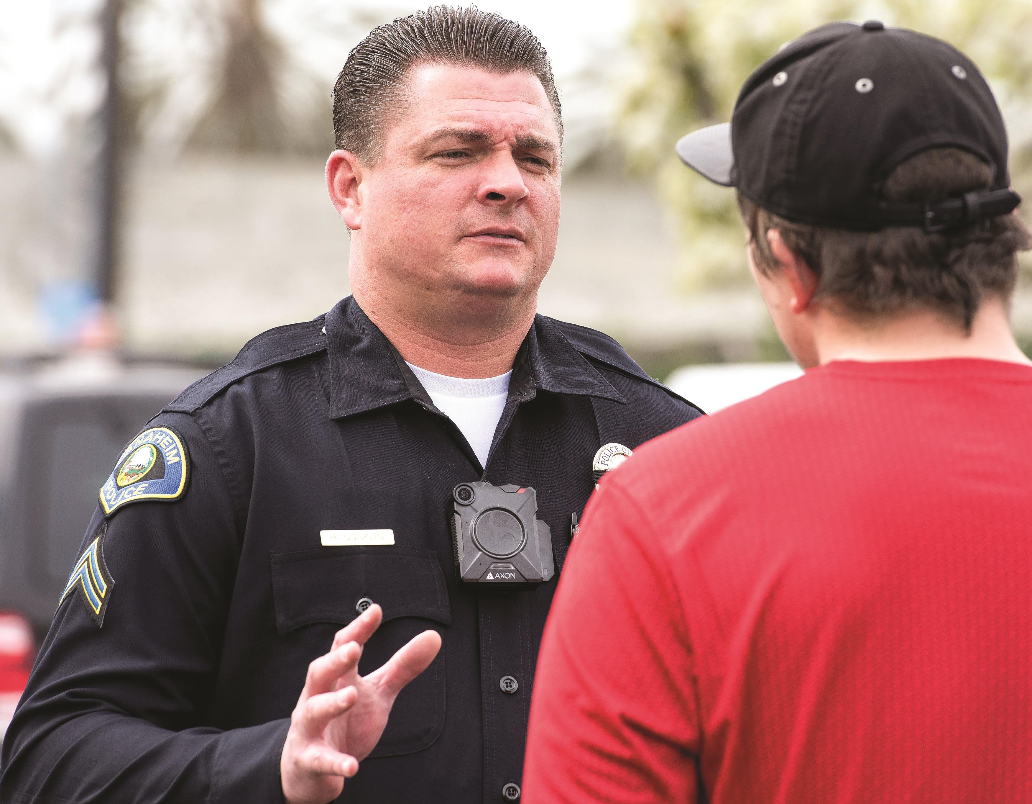 Exclusive Police Survey: Body Cameras